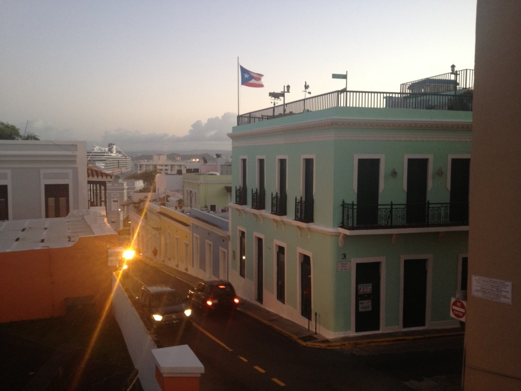 Old San Juan reduced