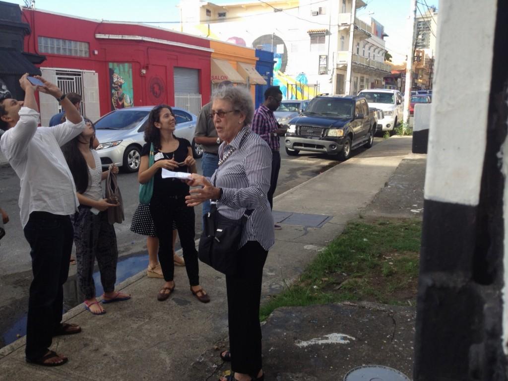 Lucilla Fuller Marvel on Calle Cerra