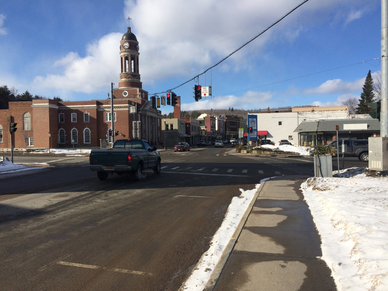 Implementing Complete Streets in Rural Upstate NY ...