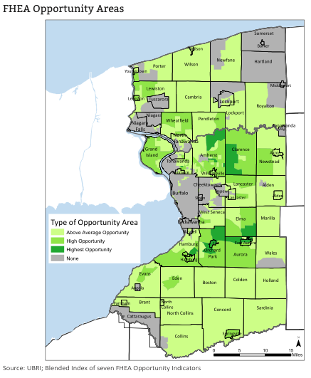 FHEA Opportunity Areas
